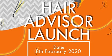 Hair Advisor UK Launch - Public tickets