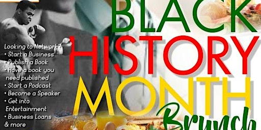 Black History 365 Brunch & Networking