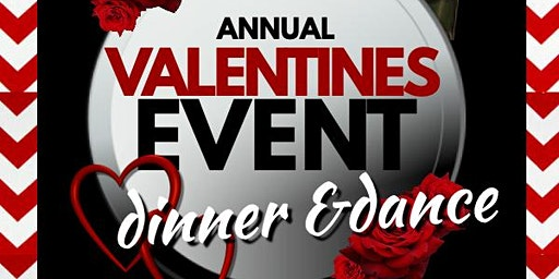 VALENTINES DAY DINNER & DANCE EVENT