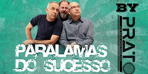 Paralamas Do Sucesso TRIBUTE BY PRATO at COPPER BLUES DORAL