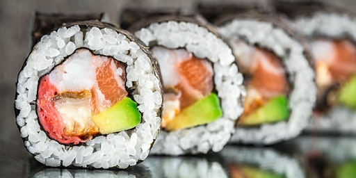 Mother's Day Weekend: Sushi Class