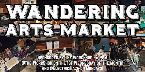 Wandering Arts Market @ Electric Haze 1.27.2020
