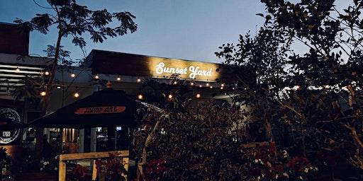 Sunset Yard Comedy Night
