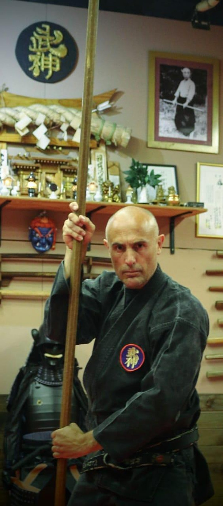 Special Class with Dai Shihan Christian Petroccello image