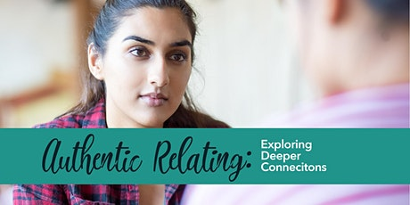 Authentic Relating: Exploring Deeper Connections (Philly) tickets
