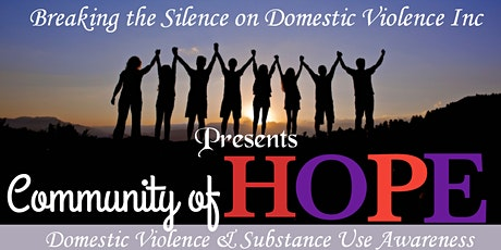 Community of HOPE tickets