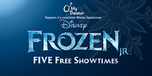 Disney's Frozen Jr. - The Musical