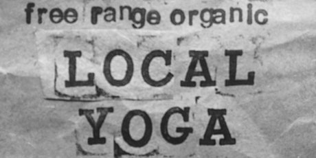 Local Yoga tickets
