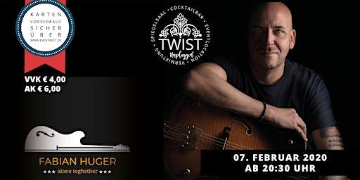 Unplugged@TWIST: Fabian Huger