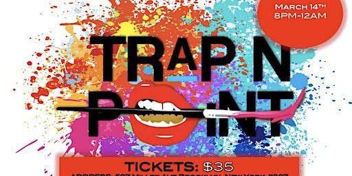 Trap & Paint Reggae Basement Bash