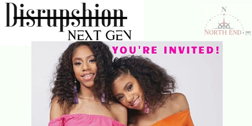 Disrupshion NEXT GEN Magazine Presents: The Wicker Twins : Meet & Greet