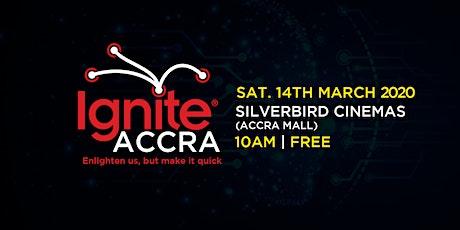 Ignite Accra 2020 tickets