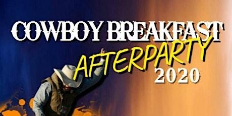 Smirnoff™ COWBOY BREAKFAST AFTERPARTY 2020 tickets