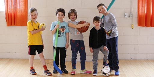 Free Sportball Class for your child (Age: 2 - 7 yrs)