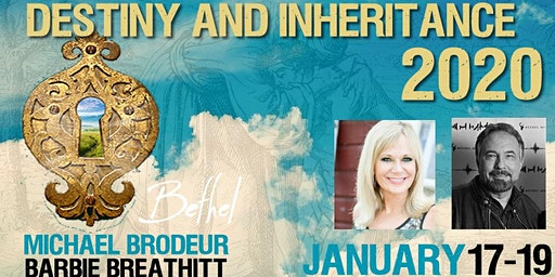 Destiny & Inheritance 2020 Conference - Michael Brodeur & Barbie Breathitt