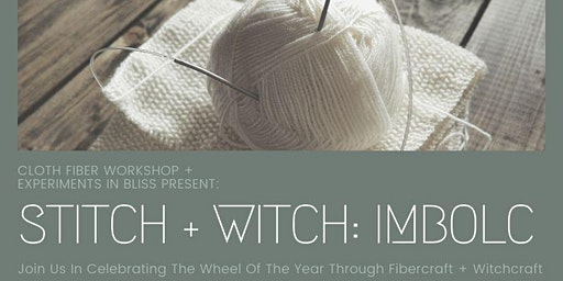 Stitch & Witch: Imbolc