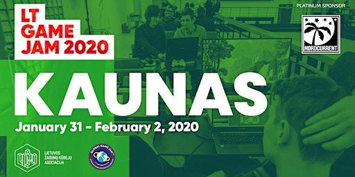 LT Game Jam 2020 Kaunas