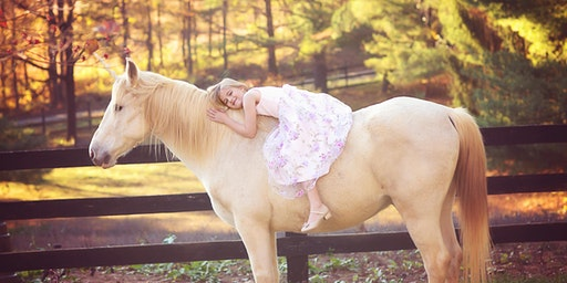 April 4 Unicorn Photo Sessions with Pixie Memories