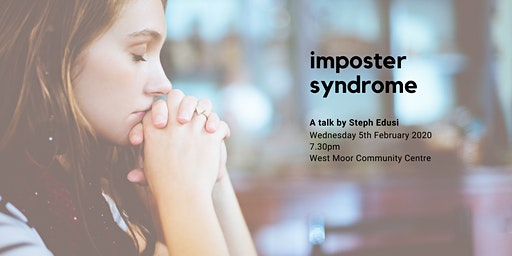 Imposter Syndrome - West Moor Wonders Women's Institute February Meeting