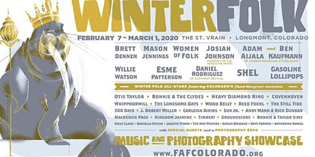 PRIVATE EVENT: Winter Folk Kickoff Party tickets