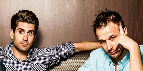 RN and Cawls (Adam Cawley & Rob Norman of The Backline Podcast) tickets