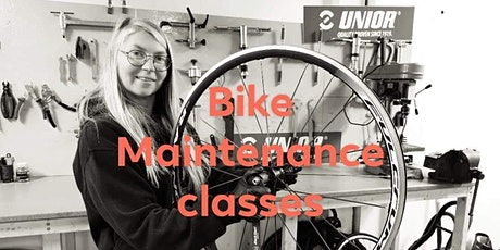 Beginners Bike Maintenance For Women And Non-Binary People tickets