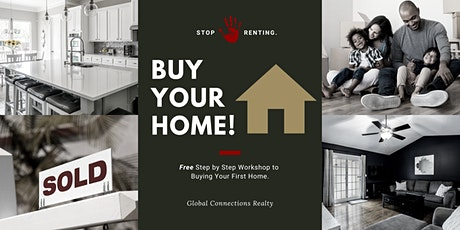 Why Rent When You Can Buy? FREE Home Buyer Workshop in Pembroke Pines! tickets