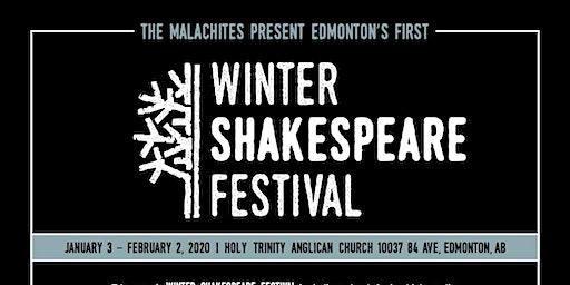 Winter Shakespeare Festival Pass