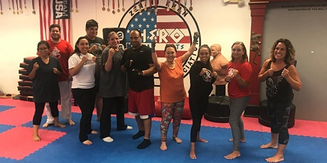Free Self-Defense Class tickets