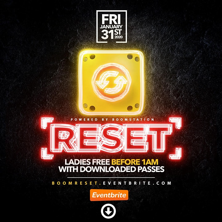 ReSet The Event Powered By Boomstation image