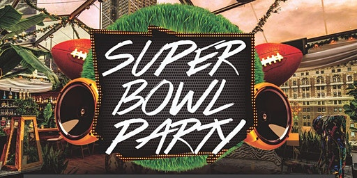 2020 Super Bowl Party at Monarch Rooftop