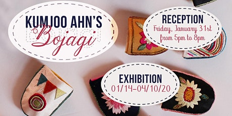 Korean Wrapping Cloth (Bojagi) by Kumjoo Ahn. Opening Reception. tickets