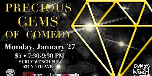 Precious Gems of Comedy: A Gem Show Comedy Showcase