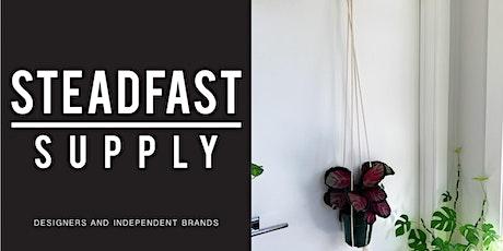 DIY Workshop | Macrame Plant Hangers tickets
