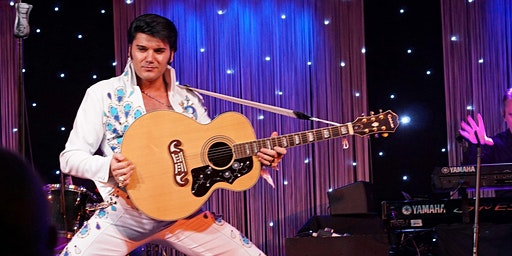 Eddy  Popescu - Forever Elvis Tribute Show