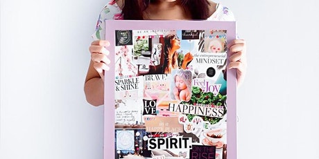 You've Created a Vision Board...Now What? tickets