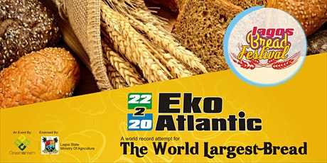 Lagos Bread Festival tickets