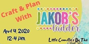 Craft & Plan With Jakob's Ladder
