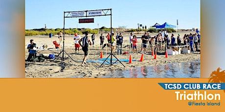 TCSD October Triathlon at Fiesta Island tickets