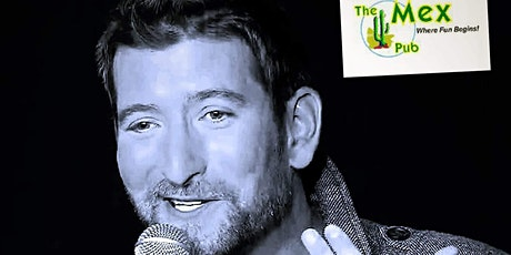 Comedy for Mental Health  with Matt Billon - Hosted by Peter Hudson tickets