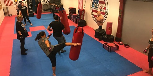Kickboxing & Fitness Class at Hero Martial Arts