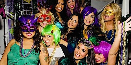 Mardi Gras Pub Crawl - Ladies Night Out!