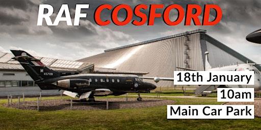 RAF Cosford Museum Instameet