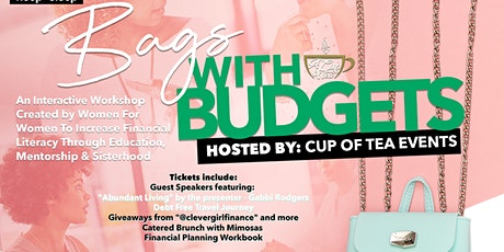 Bags with Budgets: A Financial Literacy Workshop for Women tickets