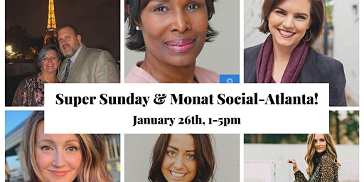 Super Sunday & Monat Social - Atlanta!