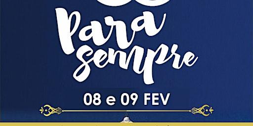 CURSO DE NOIVOS - 8 E 9 FEV 2019 - SHALOM CARMO