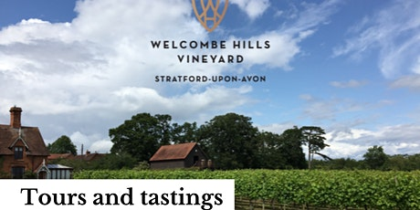 Vineyard Tour and Tasting tickets