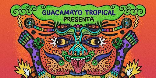 GUACAMAYO TROPICAL - NOCHE DE CUMBIA - VIERNES 17 ENERO