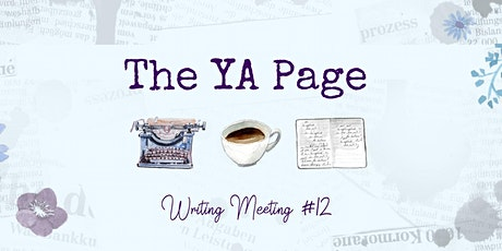 The YA Page | Meeting #12 tickets