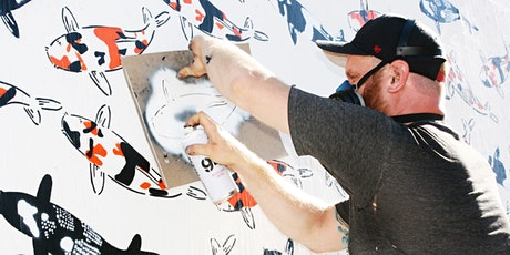 Stencil Workshop with Jeremy Novy tickets